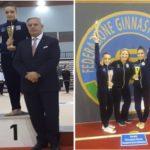 Ginnastica ritmica, Montemurlo sul podio ai campionati interregionali di Campobasso