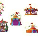 Giostre, circhi e luna park, a Montemurlo più spazio per il divertimento