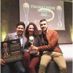 ITALIAN CHEESE AWARDS. E' IL SAN MARTIN IL FORMAGGIO DI MONTAGNA 2019.GRANDE SUCCESSO PER L'AZIENDA AGRICOLA SAN LORENZO DI PONZONE (AL).