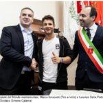Montemurlo abbraccia il suo campione, Lorenzo Dalla Porta. La più grande sfida? Affrontare il dolore per la perdita dell'amata nonna Nicoletta. «Ho vinto per lei»
