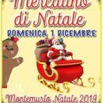 Montemurlo si scalda con l'atmosfera del Natale. Domenica il tradizionale mercatino in piazza Don Milani