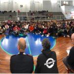 """Maso Notarianni di Mediterranea – Saving Humans incontra gli studenti del liceo """"Umberto Brunelleschi"""""""
