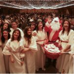379 ragazzi hanno festeggiato il loro primo Natalenella comunità San Patrignano
