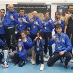 Nuovi successi per il team Martorana al campionato italiano di kung fu