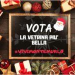"""Al via al concorso """"Vota la vetrina natalizia più bella"""""""