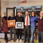 """Premio """"Aldo Bini"""" alla carriera, premiati il ciclista Rinaldo Nocentini e il direttore sportivo Marcello Massini"""