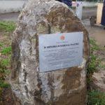 """I luoghi della memoria """"parlano"""". Inaugurata la targa in ricordo di Marcello Martini"""