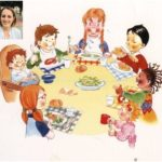 Cosa mangio mamma? La giusta alimentazione nell'infanzia