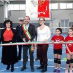 Sport per tutti, riapre la palestra di Morecci. Nuova pavimentazione e nuovi spogliatoi per persone con disabilità motoria