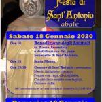 Festa di sant'Antonio abate – Parrocchia di Oste