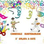 Il Carnevale montemurlese continua con la seconda sfilata a Oste