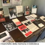 """Giorno del Ricordo, la biblioteca """"Della Fonte"""" celebra il Giorno del ricordo con una selezione di libri dedicati all'esodo dalmata- giuliano"""