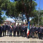 L'associazione nazione carabinieri in congedo di Montemurlo dona mille euro all'ospedale