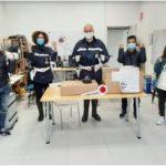 La chiesa cristiana evangelica cinese di Prato dona mascherine chirurgiche al Comune di Montemurlo