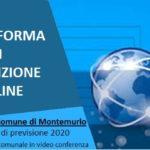 Bilancio di previsione 2020, la seduta del consiglio comunalein video conferenza