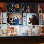 """Covid-19, la scuola di musica della Filarmonica """"G. Verdi"""" continua a dare lezioni a distanza"""