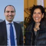Il sindaco Calamai dà il benvenuto al nuovo prefetto di Prato, Lucia Volpe