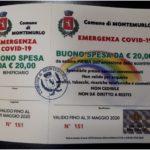 A Montemurlo già consegnati buoni spesa a 52 nuclei familiari