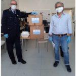 TessileChiti converte la produzione e dona mille mascherine al Comune