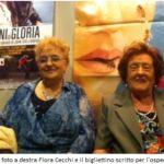 Flora Cecchi, 94 anni, guarita dal Covid, scrive ai medici e agli infermieri dell'ospedale per ringraziarli