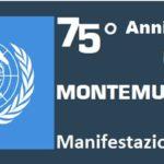 Anche Montemurlo alla manifestazione online per celebrare il 75esimo anniversario dell'Onu