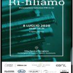 """""""Ri-Filiamo"""", a Montemurlo la prima fiera mondiale di filati post Covid. Il tessile pratese c'è ed è vivo"""
