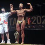 Niccolò Meoni, giovanissimo bodybuilder, vince Mister Italia juniores