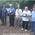 Il montemurlese Giovanni Mazzanti vince il 12esimo torneo di bocce a striscio del gruppo Alpini di Montale