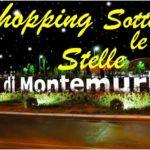 """A Montemurlo ritorna lo """"Shopping sotto le stelle"""""""
