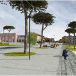 Nuovo centro cittadino, proseguono i lavori in piazza della Libertà. Sospesi i cantieri della viabilità in attesa dello spostamento di impianti elettrici e telefonia