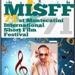 Luca Maris, nominato Coach per la prossima edizione del MISFF (Montecatini International Short Film Festival dal 24 al 28 ottobre 2020)