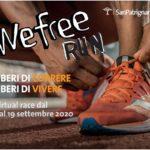 San Patrignano. Corri con noi la WeFree Run!