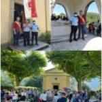 Commemorazione della strage di Sant'Anna di Stazzema, il Comune di Montemurlo c'è:« Alla parola memoria dobbiamo affiancare la parola impegno»