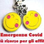Emergenza Covid, il Comune mette più risorse per gli affitti