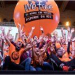 Il WeFree Day diventa un evento digitale  San Patrignano porta sul web il suo progetto di prevenzione grazie a un nuovo documentario e a incontri a distanza con personaggi come Marco Materazzi e Martina Colombari