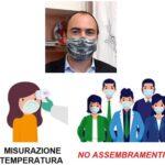 Il sindaco scrive ai supermercati: «Regolamentate gli accessi, evitate assembramenti e misurate la febbre all'ingresso»
