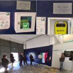 La Tessitura Italia installa un defibrillatore in azienda e lo mette a disposizione della comunità
