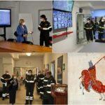 Visita del Prefetto di Prato Dott.ssa Adriana Cogode presso la sede VV.F