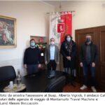 Agenzie di viaggio, il Comune di Montemurlo estende al settore i contributi per le aziende in crisi a causa del Covid-19