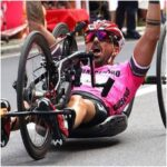 Christian Giagnoni campione italiano di handbike MH4. Il sindaco Calamai: « Christian un esempio a cui fare riferimento anche per affrontare le difficoltà del Covid»