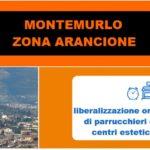 Zona arancione, a Montemurlo il sindaco liberalizza gli orari di parrucchieri e centri esteticiper diradare gli appuntamenti e consentire il rispetto delle norme anti-contagio