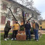 """Il ristorante """"Materia Prima"""" dona trenta uova artigianali all'associazione Il ponte dei bambini – Gefyra"""