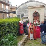La festa della Santa Croce segnata dalla tragedia della giovane operaia morta a Oste.Il vescovo Tardelli: « Nel 2021 non si può morire così sul lavoro»