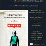 """""""Economia sentimentale"""", Edoardo Nesi al Caffè Letterario parla dell'impatto della pandemia sulle nostre vite"""