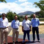 Rinviato l'avvio dei lavori di street art al giardino di via Palarciano