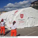 Montemurlo cuore della protezione civile toscana: sabato 25 settembre anche l'esercitazione del Cisom