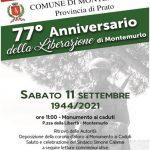 L'11 settembre la festa della Liberazione di Montemurlo. Ponti di Resistenza tra Italia e Cile