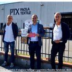 Montemurlo ci sta a cuore: Nova Fides e Paola Textile installano un defibrillatoresemi-automaticoe lo mettono a disposizione della comunità